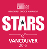 Stars of Vancouver 2013 for The Courier
